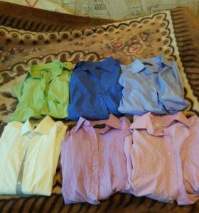 Рубашка сорочка бу