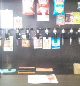 Магазин пиво на розлив
