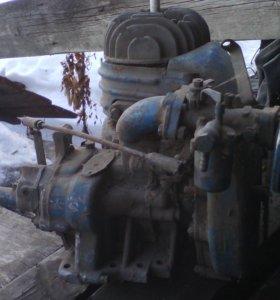 Пускавой двигатель на Т-40 89823395229