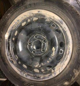 Комплект колес и дисков