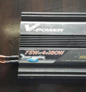 Автоусилитель Alpine MRP-F320 V-Power