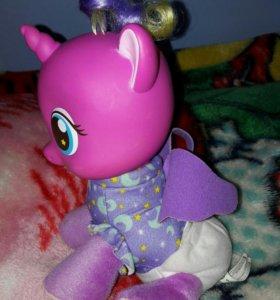 игрушка принцесса скайла из серии My little pony