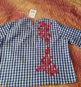 Рубаха с вышивкой