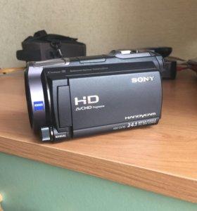 SONI HANDYCAM HDR-CX 740