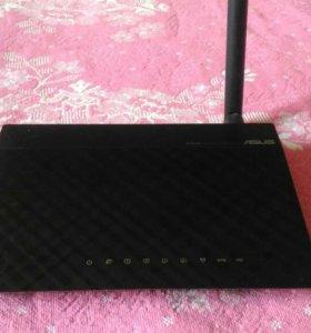 Wi-fi роутер asus rt-n10u