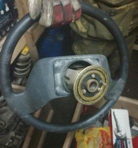 Руль и зеркала ваз 2110-12