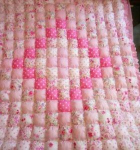 Детский набор-одеяло и подушечка