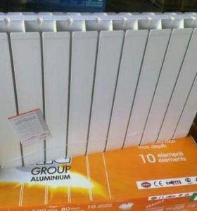 Радиатор отопления sira nik 350