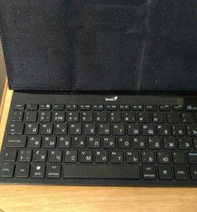 Блютус клавиатура Genius LuxePad 9100