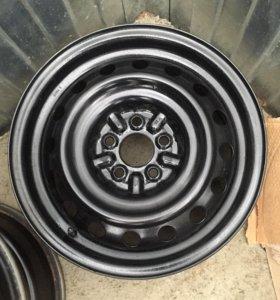 2 диска R15 5-100