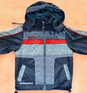 Куртка-ветровка р.104