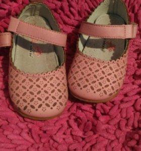 Детские туфельки и сандалии
