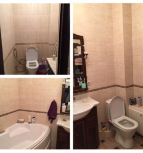 3-х комнатная квартира 105 кВ.м.