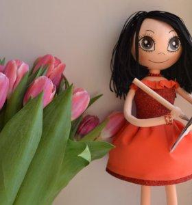 Куклы и сувениры из фоамирана
