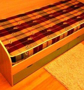 Кровать 1-спальная