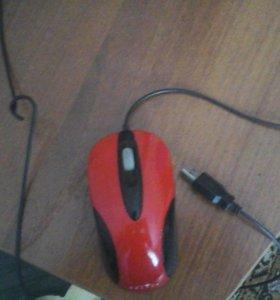 Обычная компьютерная мышь