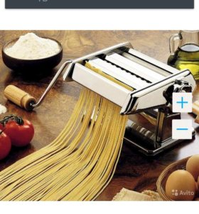 Лапшерезка ручная Pasta Machine 15 cm