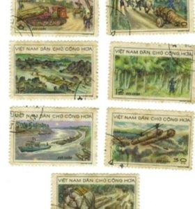 Вьетнамские марки