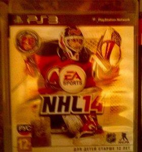FiFa 12 и NHL 14