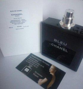 Духи тестер Chanel - bleu de