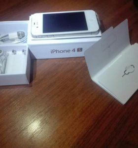 Apple iPhone 4s 16gb новый