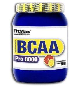 FitMax BCAA Pro 8000 (черника)
