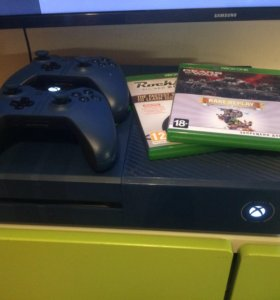 Xbox one Forza Motorsport 6 1TB