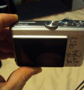 Цифровой фотоаппарат Panasonic Lumix DMC-LZ8