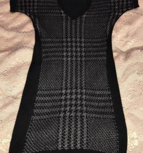 Платье тёплое