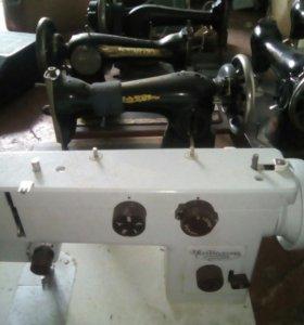 Швейные машины 7 шт