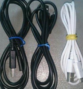 Кабель USB mini