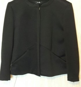 Куртка-пиджак с карманами