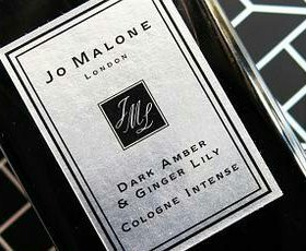 Jo Malone dark amber