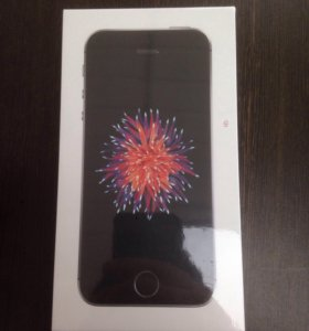 iPhone SE 64gb space gray