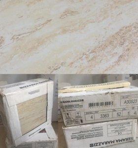 Плитка для ванны Kerama Marazzi (на пол и стены)