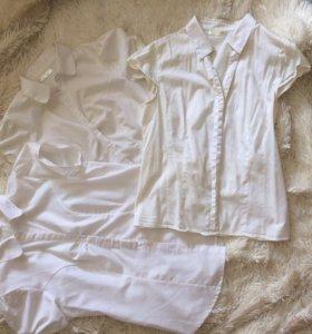 Рубашки б/у