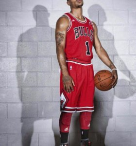 Баскетбольная форма Чикаго буллс