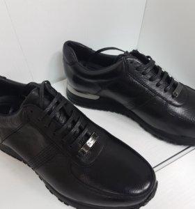 Ботинки Louis Vuitton black