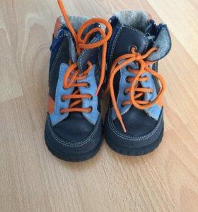 Весенние ботинки котофей