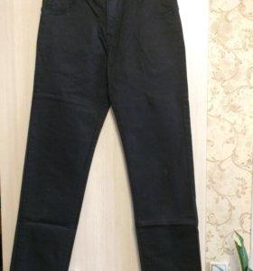 Брюки джинсовые классика