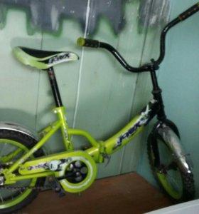 Велосипед дошкольника