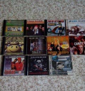 CD и MP3