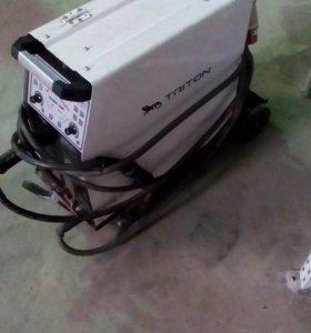 Сварочный полуавтомат Triton alumig 300p