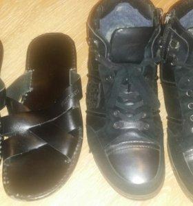 Пакет обувь/одежда мужская