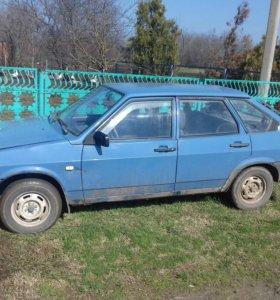 ВАЗ-21093 1991г.в.