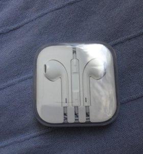 Новые наушники на iPhone