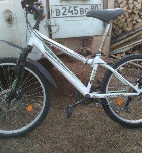 Велосипед Форвард титан