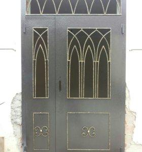 Бр.двери,Ворота,Решетки,Кованая мебель и изделия