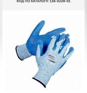 Маслоотталкивающие антистатические перчатки.