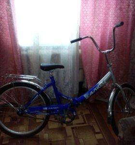 Велосипед ,,САЛЮТ,,